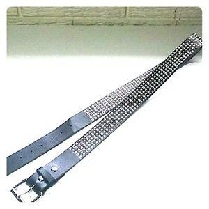 "🔥🍁Torrid  48"" Jeweled and Studded Belt"